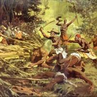 Como os bandeirantes paulistas destruíram o Quilombo dos Palmares e mataram Zumbi | Gilson Sampaio