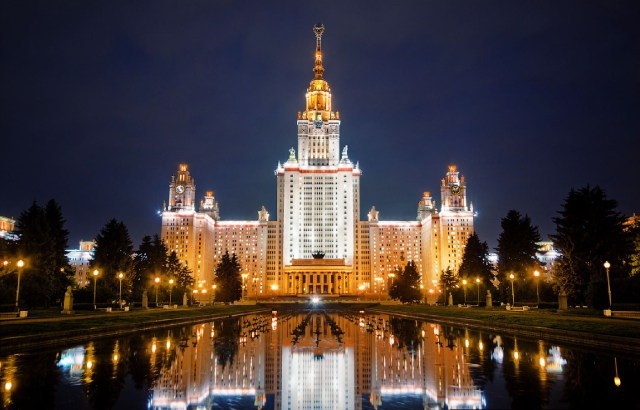 MOSCÚ, UNA MARAVILLOSA URBE TOTALMENTE DESCONOCIDA PARA LOS PUEBLOS DE OCCIDENTE, A LOS QUE NOS LLEVAN BOMBARDEANDO CON NUEVA YORK Y PARÍS DESDE HACE MÁS DE 100 AÑOS